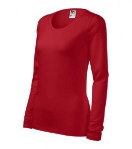 koszulka slim czerwona (2)