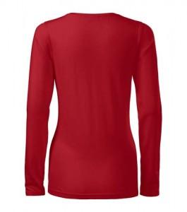 koszulka slim czerwona (3)